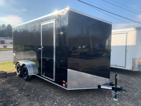 2021 Bravo Scout 7x16 for sale at Smart Choice 61 Trailers in Shoemakersville PA