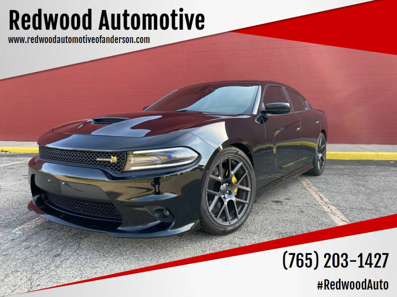 2016 Dodge Charger for sale at Redwood Automotive in Anderson IN