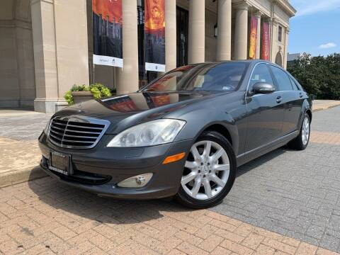 2007 Mercedes-Benz S-Class for sale at Kevin's Kars LLC in Richmond VA