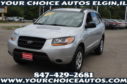 2009 Hyundai Santa Fe for sale at Your Choice Autos - Elgin in Elgin IL