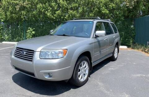 2006 Subaru Forester for sale at Fournier Auto and Truck Sales in Rehoboth MA