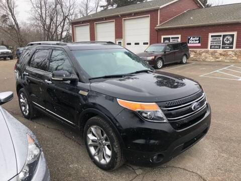 2011 Ford Explorer for sale at Station 45 Auto Sales Inc in Allendale MI