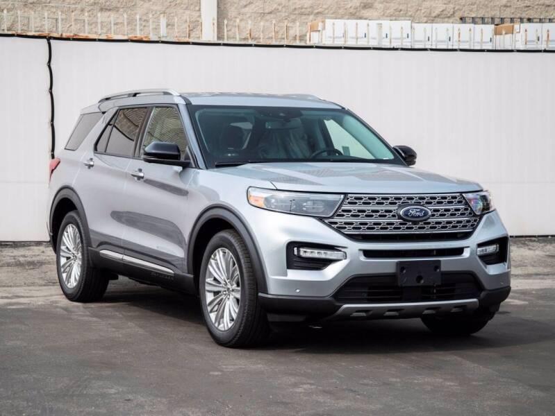2020 Ford Explorer Hybrid for sale in Van Nuys, CA