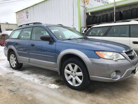 2009 Subaru Outback for sale at Super Trooper Motors in Madison WI