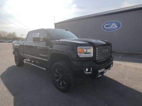 2016 GMC Sierra 3500HD for sale at City Auto in Murfreesboro TN