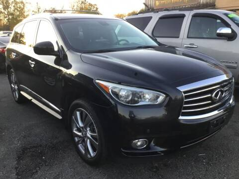 2013 Infiniti JX35 for sale at eAutoDiscount in Buffalo NY