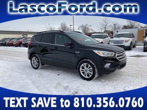 2019 Ford Escape for sale at LASCO FORD in Fenton MI