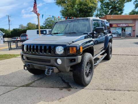 2007 HUMMER H3 for sale at Lamarina Auto Sales in Dearborn Heights MI