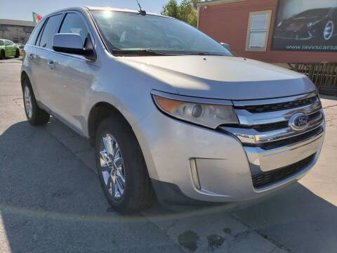 2011 Ford Edge for sale at JAVY AUTO SALES in Houston TX
