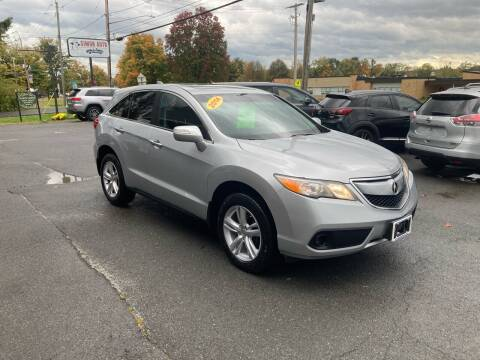 2014 Acura RDX for sale at JERRY SIMON AUTO SALES in Cambridge NY