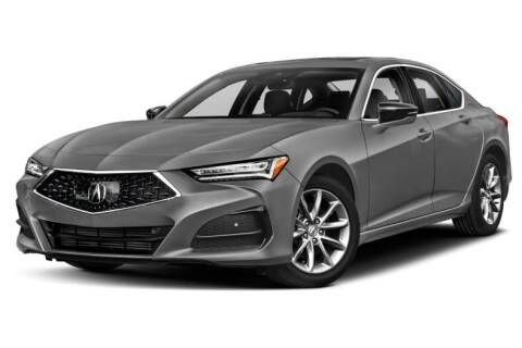 2021 Acura TLX for sale at EAG Auto Leasing in Marlboro NJ