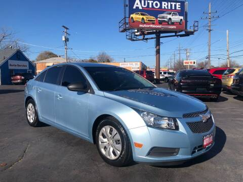 2012 Chevrolet Cruze for sale at Auto Rite in Cleveland OH