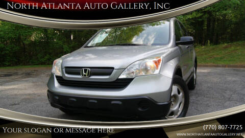 2007 Honda CR-V for sale at North Atlanta Auto Gallery, Inc in Alpharetta GA
