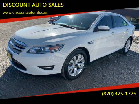 2011 Ford Taurus for sale at DISCOUNT AUTO SALES in Mountain Home AR