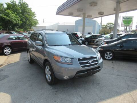 2007 Hyundai Santa Fe for sale at Perfection Auto Detailing & Wheels in Bloomington IL