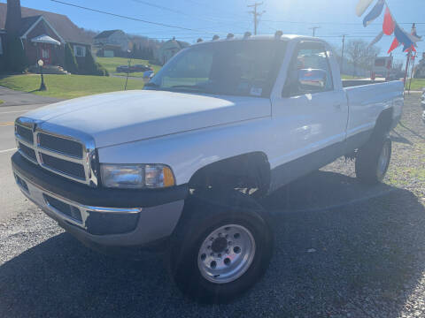 1996 Dodge Ram Pickup 2500 for sale at Trocci's Auto Sales in West Pittsburg PA