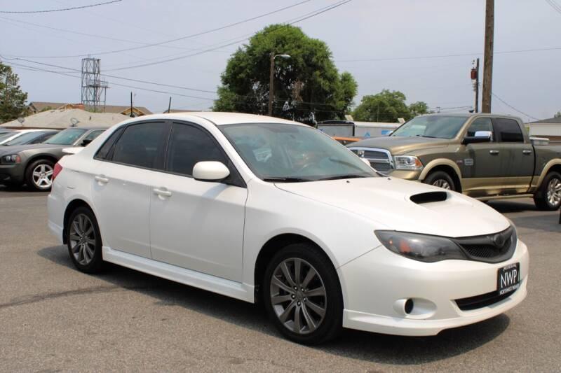 2010 Subaru Impreza for sale at Northwest Premier Auto Sales in West Richland WA