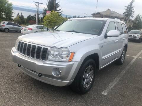 2007 Jeep Grand Cherokee for sale at KARMA AUTO SALES in Federal Way WA