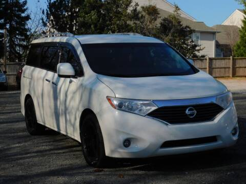 2014 Nissan Quest for sale at Prize Auto in Alexandria VA