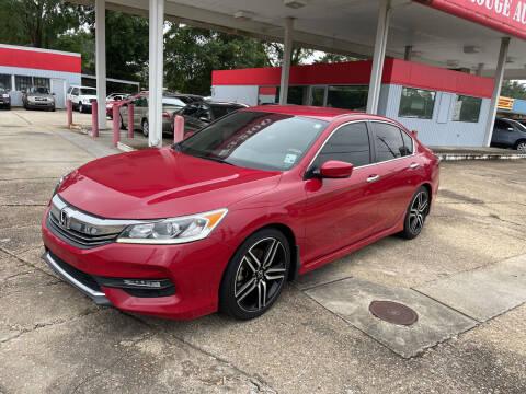 2017 Honda Accord for sale at Baton Rouge Auto Sales in Baton Rouge LA