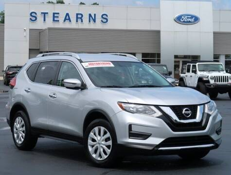 2017 Nissan Rogue for sale at Stearns Ford in Burlington NC