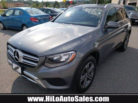 2017 Mercedes-Benz GLC for sale at Hi-Lo Auto Sales in Frederick MD