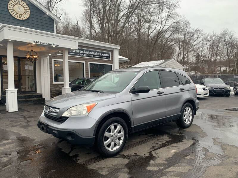 2007 Honda CR-V for sale at Ocean State Auto Sales in Johnston RI