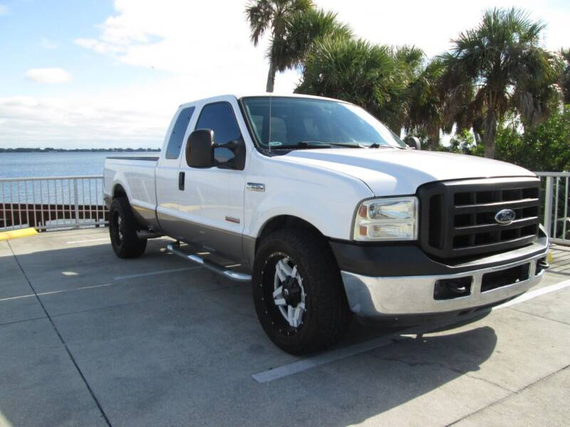 2005 Ford F-250 Super Duty for sale at Best Deal Auto Sales in Melbourne FL