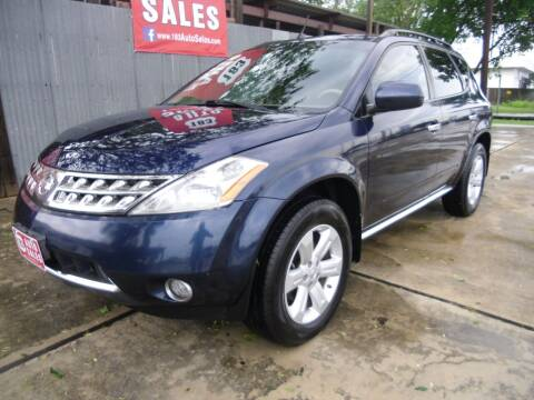 2007 Nissan Murano for sale at 183 Auto Sales in Lockhart TX