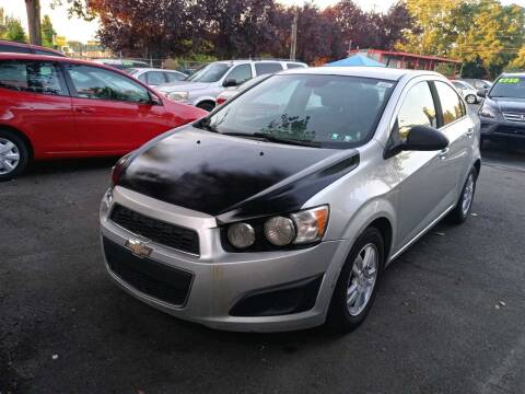 2012 Chevrolet Sonic for sale at Blue Line Auto Group in Portland OR