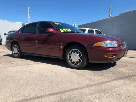 2002 Buick LeSabre for sale at Island Auto Express in Grand Island NE