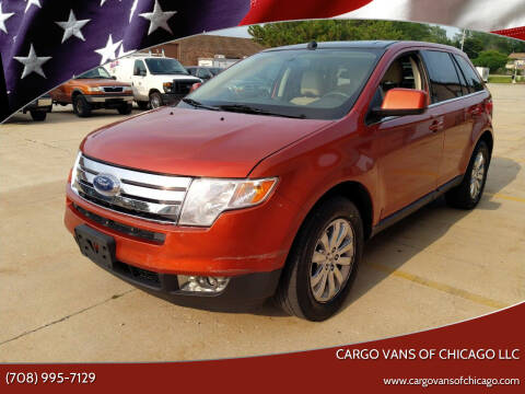 2008 Ford Edge for sale at Cargo Vans of Chicago LLC in Mokena IL