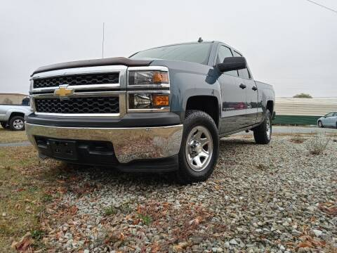 2014 Chevrolet Silverado 1500 for sale at Sinclair Auto Inc. in Pendleton IN