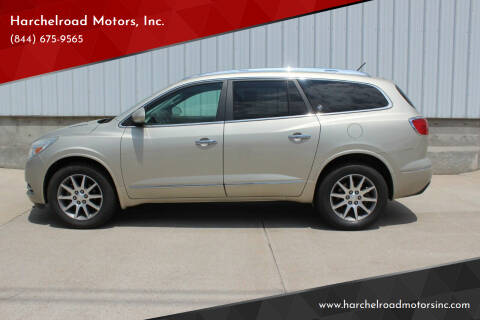 2014 Buick Enclave for sale at Harchelroad Motors, Inc. in Imperial NE