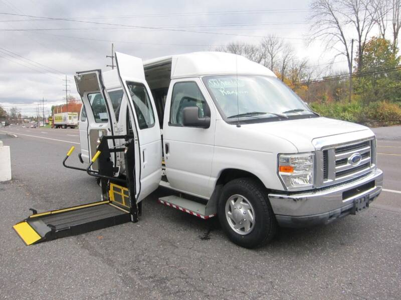 2010 Ford E-Series Cargo for sale at K & R Auto Sales,Inc in Quakertown PA