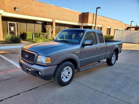 2008 Ford Ranger for sale at DFW Autohaus in Dallas TX