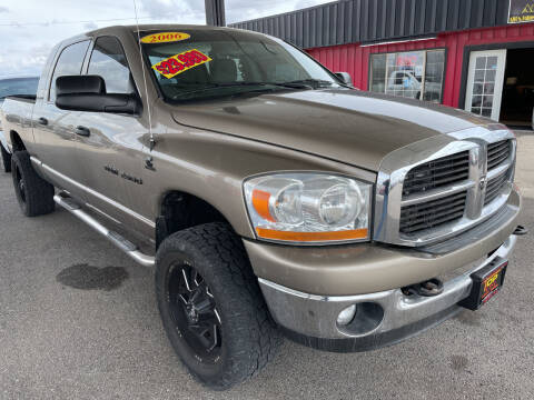 2006 Dodge Ram Pickup 2500 for sale at Top Line Auto Sales in Idaho Falls ID
