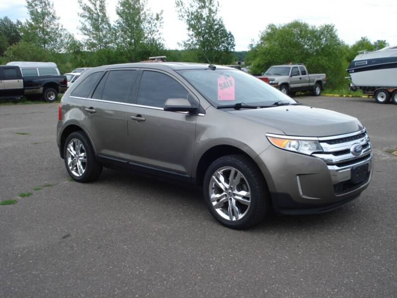 2013 Ford Edge for sale at North Star Auto Mall in Isanti MN