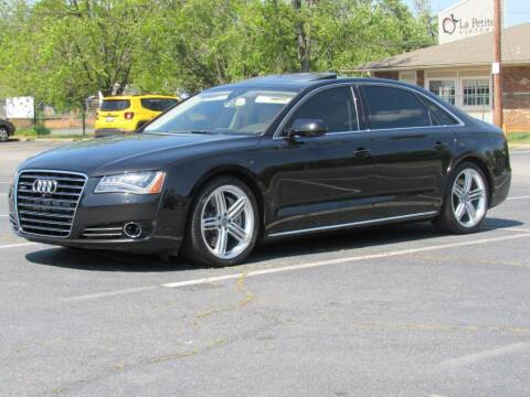 2013 Audi A8 L for sale at Access Auto in Kernersville NC