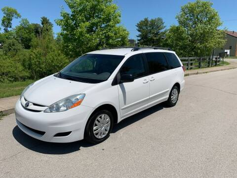 2008 Toyota Sienna for sale at Abe's Auto LLC in Lexington KY