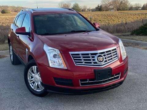 2013 Cadillac SRX for sale at Big O Auto LLC in Omaha NE