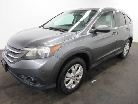2013 Honda CR-V for sale at Automotive Connection in Fairfield OH