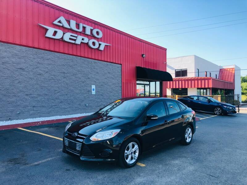 2014 Ford Focus for sale at Auto Depot of Smyrna in Smyrna TN
