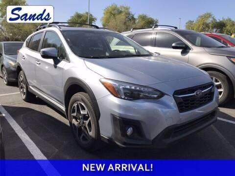 2019 Subaru Crosstrek for sale at Sands Chevrolet in Surprise AZ