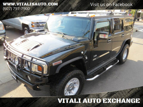 2006 HUMMER H2 for sale at VITALI AUTO EXCHANGE in Johnson City NY