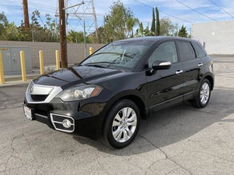 2011 Acura RDX for sale at Hunter's Auto Inc in North Hollywood CA
