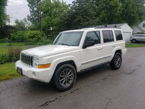 2010 Jeep Commander for sale at REM Motors in Columbus OH