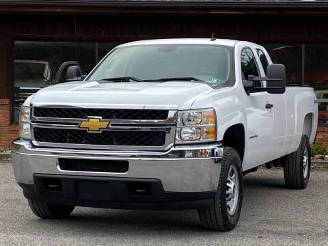 2013 Chevrolet Silverado 2500HD for sale at Griffith Auto Sales in Home PA