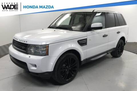 2011 Land Rover Range Rover Sport for sale at Stephen Wade Pre-Owned Supercenter in Saint George UT