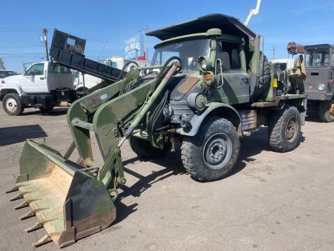 1988 Freightliner UNIMOG for sale at Ray and Bob's Truck & Trailer Sales LLC in Phoenix AZ
